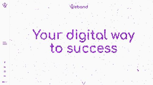 Weband - Your digital way to success